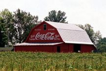 Barns - Advertising & Art / by Theda Weatherly