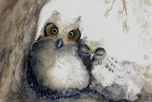 """"""" CREATING A MASTERPIECE """" (ART, CRAFTS, ILLUSTRATORS) / by Judy Coffman Norrell"""