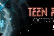Teen Read Week 2013  / by YALSA Ala