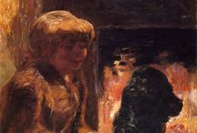 19th & 20th century painters / by Noémi Kiss-Deáki