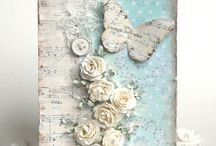 crafts: greeting cards (& tags) / by Jennifer Hughes