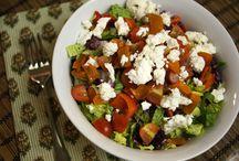 Salads / by Jody V