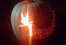 Pumpkin carving  / by Tina Lo