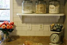 Home :: Kitchen / by Melissa