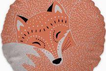 Fox Fantastic / by Sabine Parker