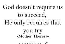 Quotes / by Dorine Ledgerwood