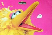123 Sesame Street / by Digital Dorkette Dolls