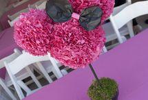 Interjiers Krasu shemas roza un lilla / by aiga