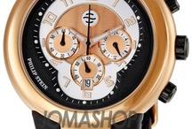 Philip Stein Watches / by JomaShop Luxury Watch Store