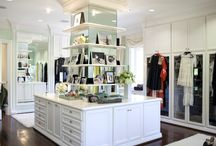 Closets/Pantries~Around the House / by Nancy Elsworth
