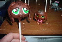 Littlest pet shop themed parties, food / by Olivia Surro