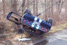 Sometimes Corvettes Crash / by Corvette Blogger