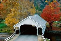 Covered Bridges / Old Bridges / by Rebecca Klemens