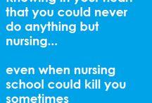 School. Nursing.  / by Samantha Floyd