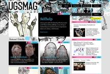 Blog design inspirations / Amazing blog design: web design inspirations / by Pupixel Studio