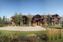 Jackson Hole Vacation Homes / by Links Luxury Rentals