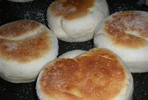 Food Feast - Breads / Recipes for breads, muffins, etc. / by ElizaBeth Harger