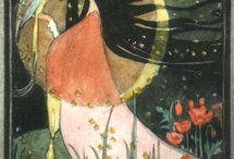 Folklore and Mythology / by Karla Keffer