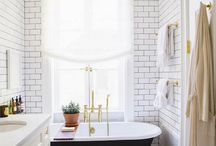 Sudsy / Bathrooms, bathrooms and more bathrooms. / by heather quintal