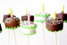 Cake pops / by Erin Green