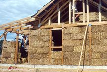 straw bale homes / by Neil Kratzer