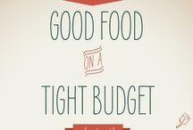 Eating healthy / by Liz Erickson