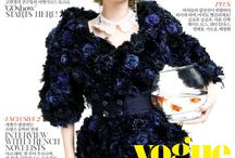 Fashion Magazine Covers / by Paris Girl Couture