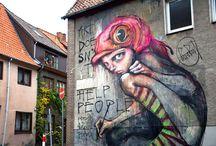 Street Art / by Ángel Viejo