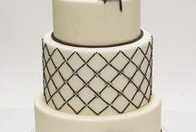 Wedding cake  / by Erin Tamucci