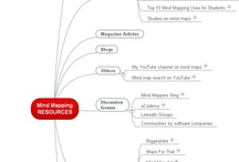Mind Mapping Resources / Helpful resources on #mindmaps. / by Toni Krasnic