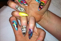 Nails / by Kenzie Smalls