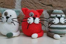 Kitty Cats / Meow / by Linda McRea