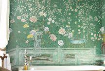 walls / by Elizabeth Stevens Morris