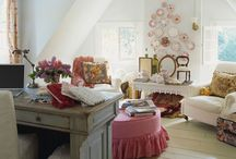 Home- Office Design / by Alison Snider