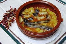 Cocina Española / by Rita S Gonzalez Ortega