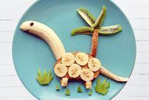 Kiddies munchies! / Fun food / by Amy -
