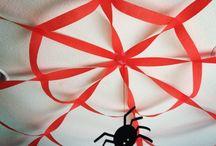 spiderman party / by Catarina Silva