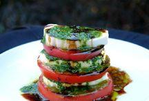 Salads / by Valerie Kreunen Bohager