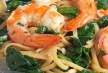 Seafood-Eat Food / by Lisa Scala
