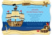 Birthday Party Ideas / by Jackie Petersen Ryba