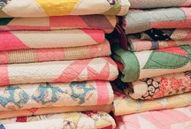 Old Quilts are the Best / by Leslie M