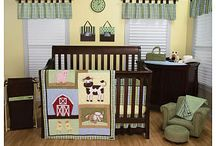 Nursery Ideas / by Tiffany Prince Howell