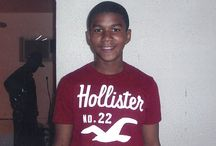 Trayvon Martin / by Yolanda Cotton