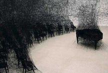 Black and White ART / by GRAY SCOTT