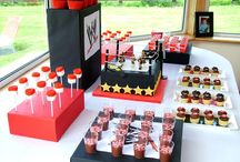 jacksons birthday party / by Stacey Rainwater