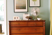 Bedroom / by Amy Verbofsky