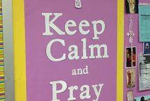 Prayer Corner / by Megan Anne