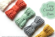 Crochet / Beginners Crocheting... For someone who's known how to for almost 20years  / by Melissa Hodge