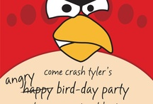 angry birds party / by Ashley C