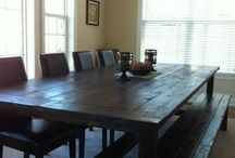 Kitchen Tables / by Robyn Johnson